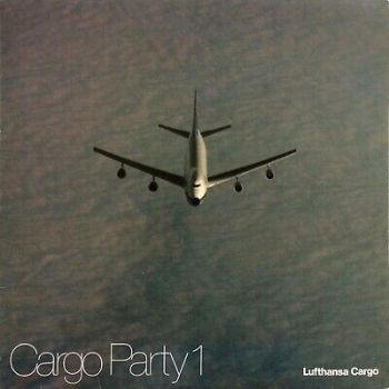 Lufthansa Band ‎– Cargo Party 1 Deutsche Lufthansa AG 70s Corporate Funk LISTEN!