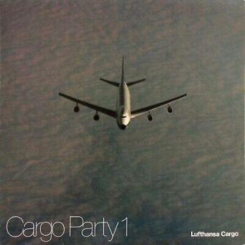 Lufthansa Band – Cargo Party 1 Deutsche Lufthansa AG 70s Corporate Funk LISTEN!