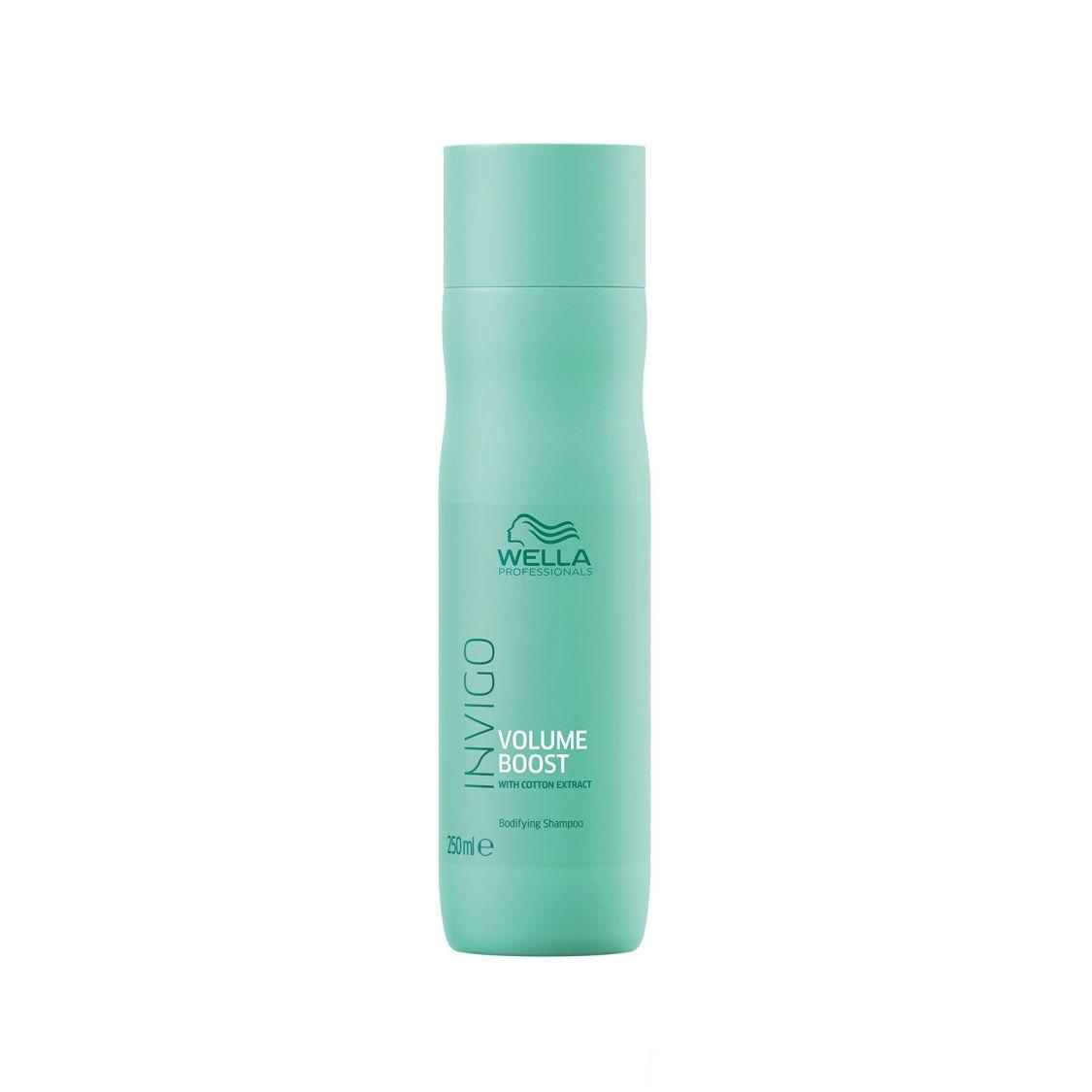 Wella INVIGO Volume Boost Volumen Shampoo 250ml