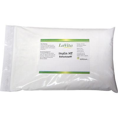 Lavita Inulin HT löslicher Ballaststoff für z. B. Joghurt oder Quark 1 kg 1000 g