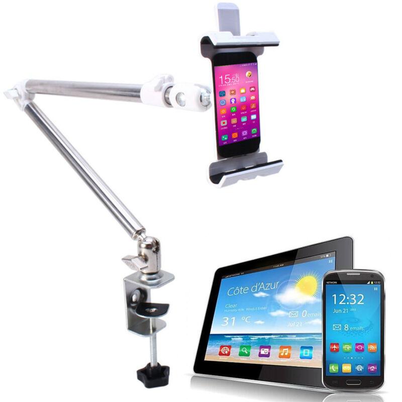 Weiß Kopfstützen Halterung Tablet Halter KFZ Auto Sitzhalter Apple iPad