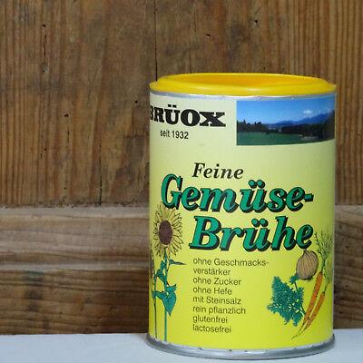 (EUR 22,22/kg) Brüox Feine Gemüsebrühe nach Hildegard v. Bingen, o. GSV (180 g)