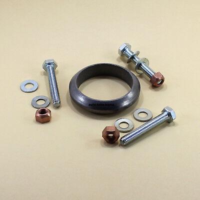 Auspuffdichtring , Auspuffdichtung,Dichtring für Abgasanlage mit Montagematerial