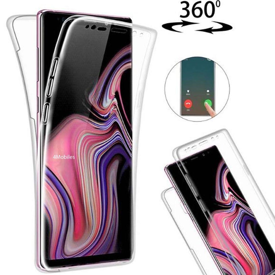 Für Samsung Galaxy S7 S7 Edge Handy Hülle Cover Case Full TPU Schutzhülle Klar