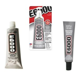 E6000 Industrial Strength Glue Adhesive Permanent Bond Multi Purpose Choose Size