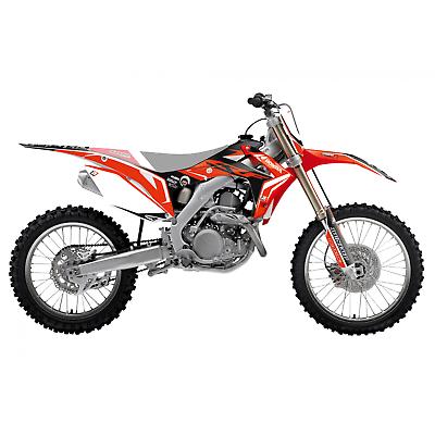 adesivi grafiche Honda Crf r 250 2014 2015 2017 Crf r 450 2013 - 2016 2145N moto 1