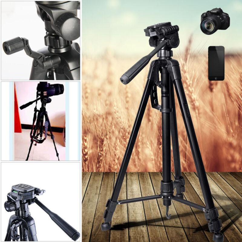 141CM Kamerastativ mit Kugelkopf Fotostativ max. Beslastbarkeit bis 5KG DHL