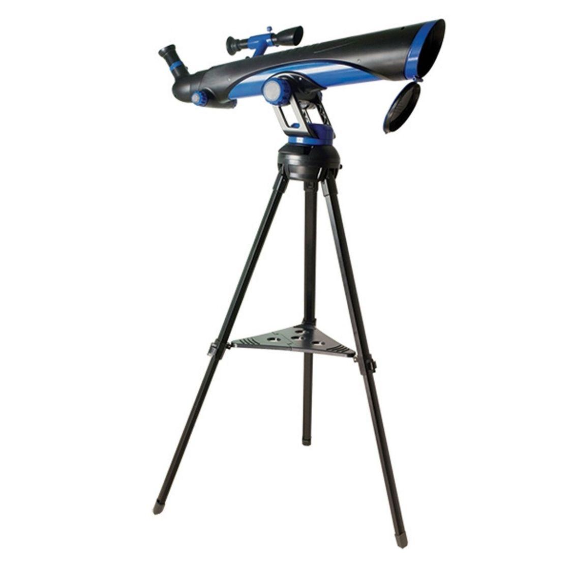 Teleskop Fernrohr mit Stativ Refraktor 70/600 bis 450fache Vergrößerung