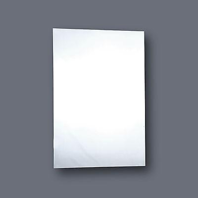 Spiegel Wandspiegel Badspiegel Garderobenspiegel 70x50 cm rahmenlos