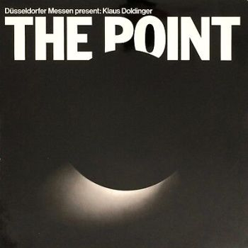 Klaus Doldinger ‎– THE POINT ‎ 1983 ELECTRONIC AMBIENT DOPE BEATS SYNTH LOOPS LP