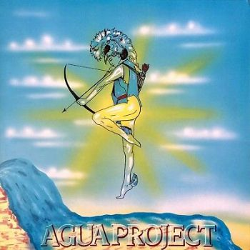 AGUA PROJECT Dieci Anni Di Silenzi 1989 Electronic Lakota Music Italy LAK Z 299