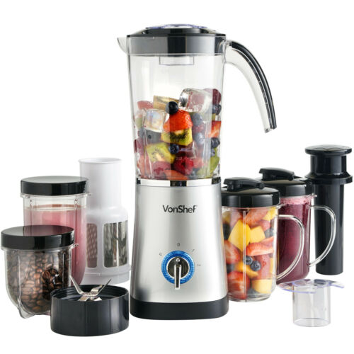 VonShef-Jug-Blender-Multifunctional-Smoothie-Maker-Food-Mixer-Juicer-Grinder