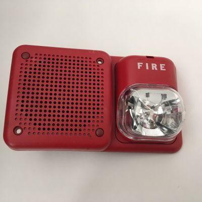 System Sensor SP2R1224MC SpectrAlert Fire Alarm Speaker/Strobe