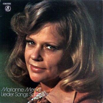 Marianne Mendt – Lieder Songs Schlager BOSSA SOUL Stevie Wonder Cover Vinyl LP