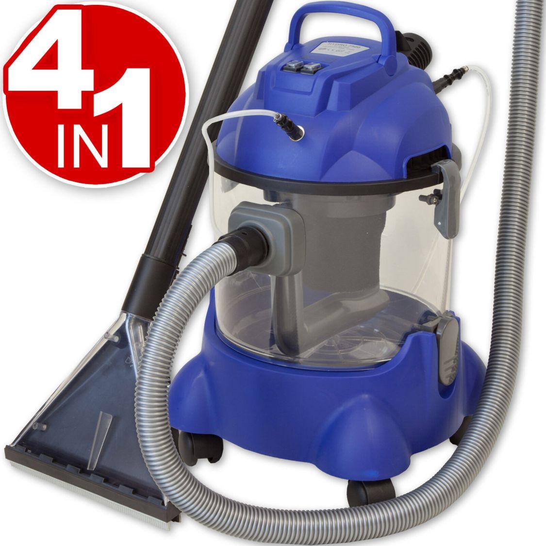 Waschsauger Teppichreiniger HYDRO 7500 Shampoonierer - Testurteil: