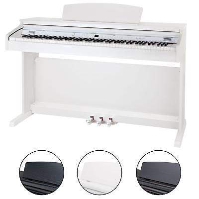 88 Tasten Digital E-Piano E-Klavier Keyboard Epiano 3-Pedale 16-Sounds LED USB