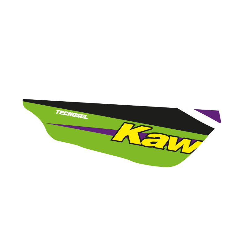 Coprisella copertina sella Kawasaki Kx 125 250 1994 1998 Team Tecnosel 1998