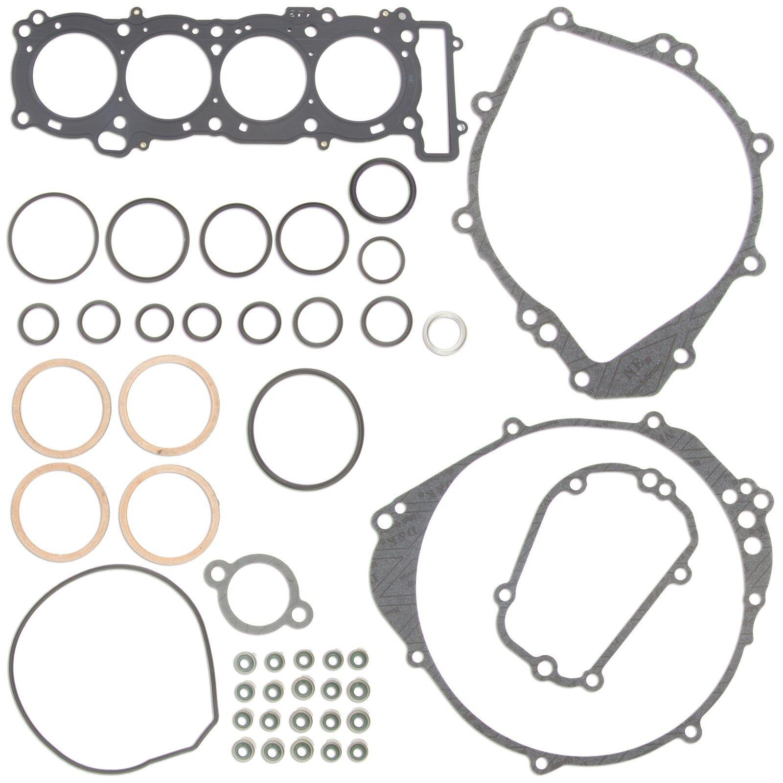Engine Gasket Rebuild Kit Set Yamaha Fz1 Fzs Fazer Top End 05 04 03 02 01