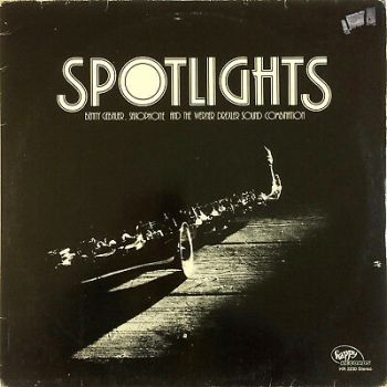 Benny Gebauer & Werner Drexler Sound Combination ‎– Spotlights FUNKY LIBRARY LP