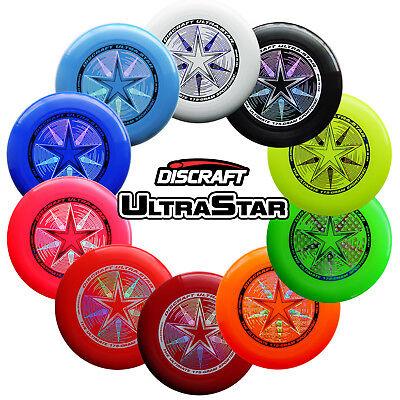 Discraft Ultrastar 175g Ultimate Frisbee Wurfscheibe - verschiedene Farben