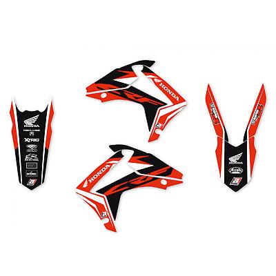 adesivi grafiche Honda Crf r 250 2014 2015 2017 Crf r 450 2013 - 2016 2145N moto