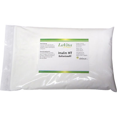 Lavita Inulin HT - löslicher Ballaststoff für z. B. Joghurt oder Quark 250 g