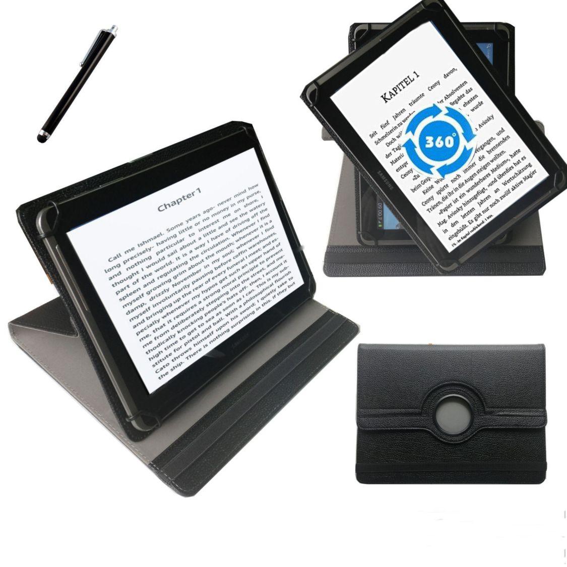 Tasche für Tolino Shine 3 Ebook Reader Schutz Hülle 6 Zoll Etui 360°