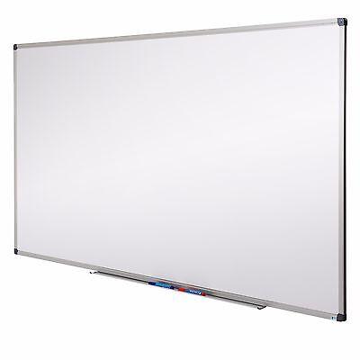 Whiteboard Schreibtafel Magnettafel Wandtafel Größe 90x60cm | Zubehör