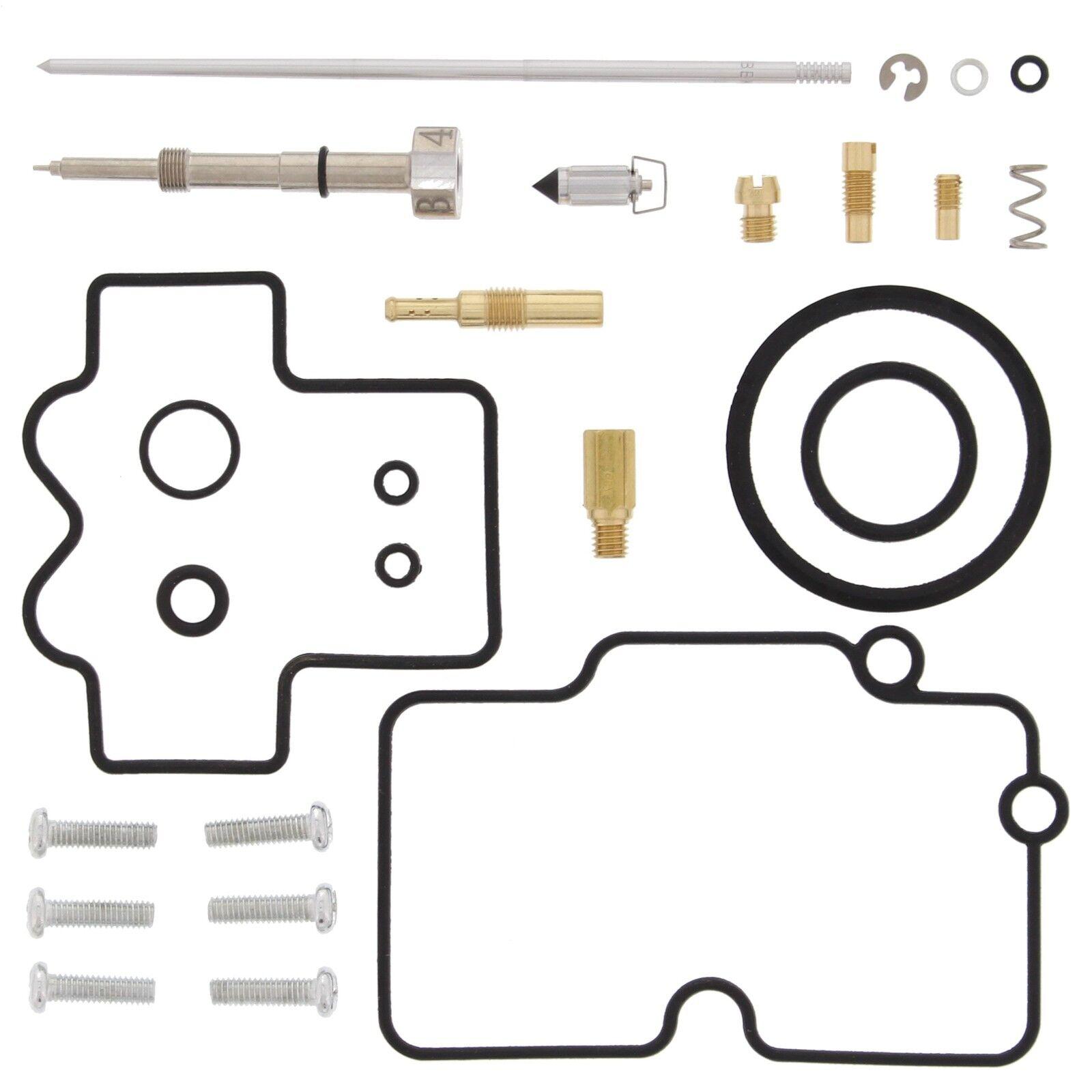 New Carburetor Rebuild Kit Yamaha Yz250f 250cc