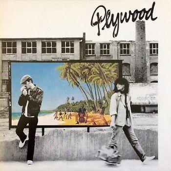 PLYWOOD Plywood 1981 Rockport RO 004 Rare Funky Soulful Jügesheim Rock LP PROMO!