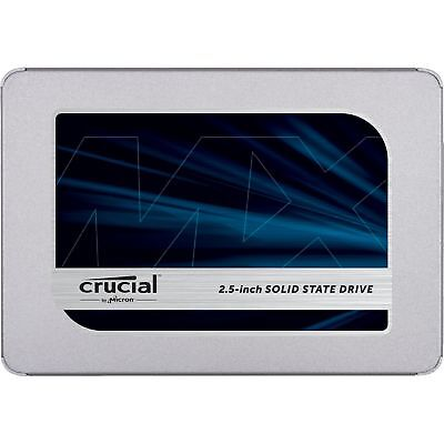 Crucial MX500 1 TB, Solid State Drive