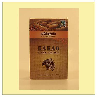 (1,99/100g) Naturata Kakao stark entölt bio 125 g