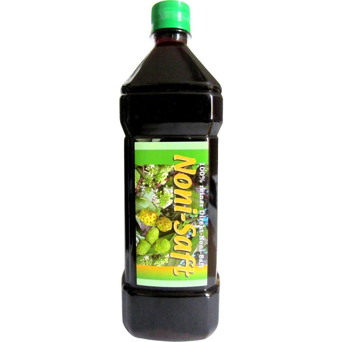 Noni-Saft 100 % Direktsaft Noni Saft Juice - Morinda Citrifolia 1 Liter