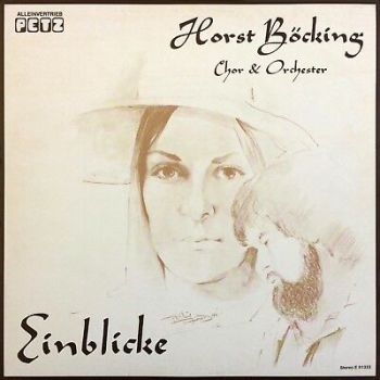 Horst Böcking Einblicke 1980 PETZ private press DOPE SITAR BEATLES COVER LP