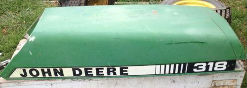 John Fenders Mower Deere Lawn