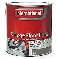 International Garage Floor Paint