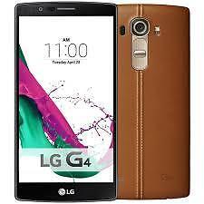 LG G4 H818P - 32 GB - brown/ black - Smartphone+ dual sim