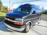 Conversion van rentals