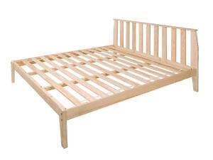 King Size Wood Bed Frame EBay