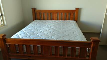 King Bed With Mattress Only 260 00 Campbelltown