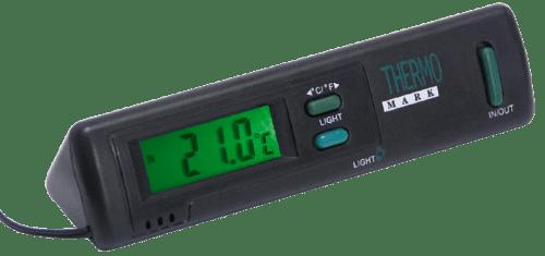 Auto-Thermometer -50...°C In-Out umschaltbar Innen- und Außentemperatur Messer