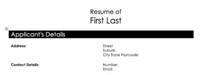 resume writing cover letter selection criteria linkedin service