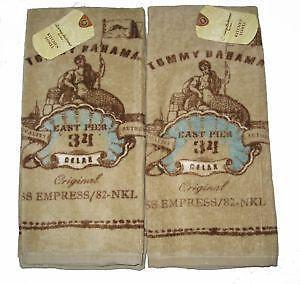 Nautical Kitchen Towels EBay
