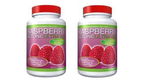 100 Raspberry Ketone 500 Mg
