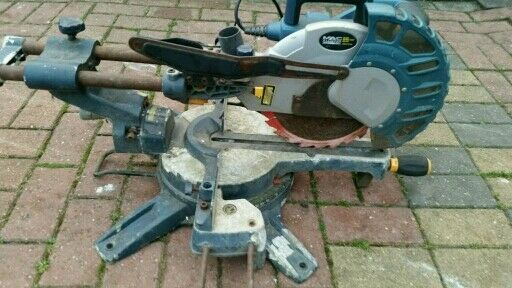 Mac Allister Chopsaw Spares Or Repairs