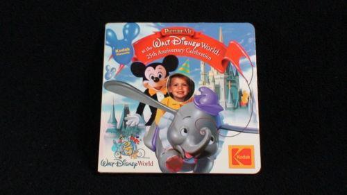 Walt Disney World 25th Anniversary EBay