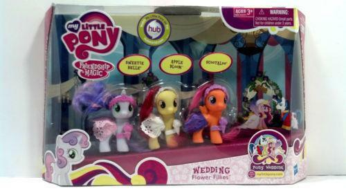 My Little Pony Wedding Flower Fillies