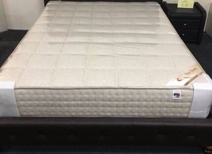 Firm Pocket Spring Mattress With Latex Foam New