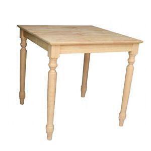 Wood Table Legs EBay