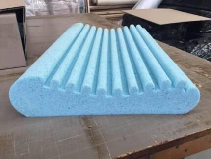 Dunlop Memory Foam Cool Gel Pillow